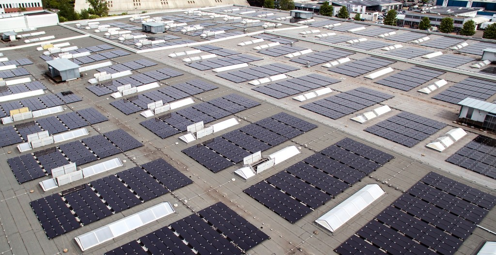 Solaranlage Investment