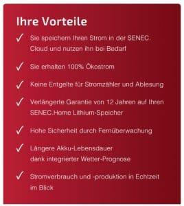 Vorteile Stromspeicher Cloud